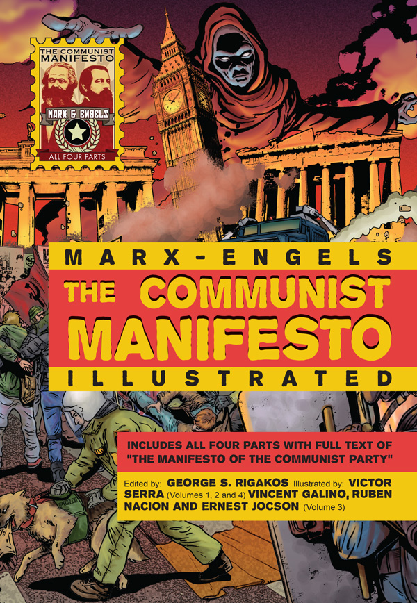 central thesis of the communist manifesto The communist manifesto was written on the eve of the revolution of 1848 in germany the failure of this worker and student-led revolution caused marx to later revise some of the arguments and predictions that appear in the communist manifesto.