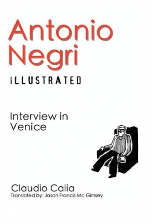 Antonio Negri Illustrated: Interview in Venice