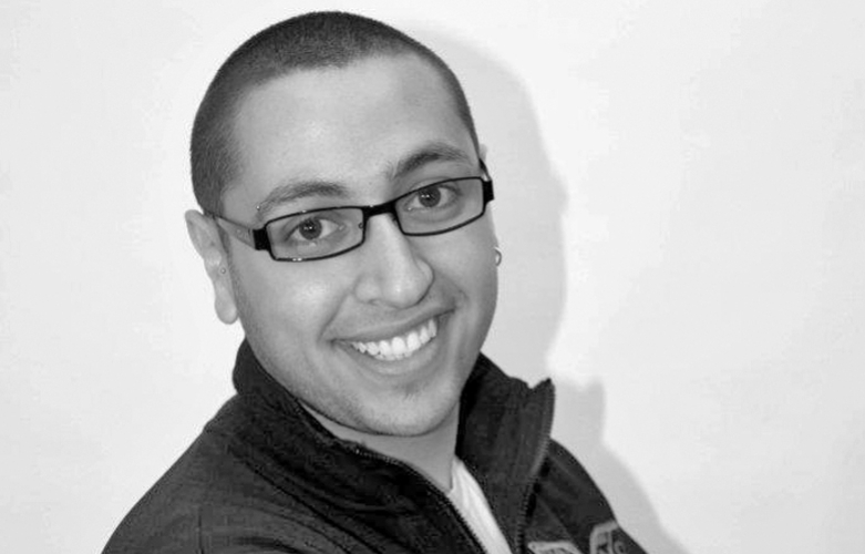 Andrew Gayed Awarded 2014 Red Quill Books Graduate Scholarship