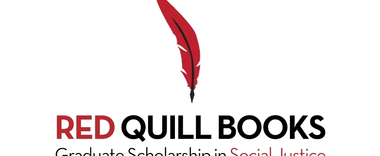 Red Quill Books Graduate Scholarship in Social Justice (Carleton University)